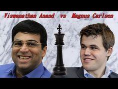 Partite Commentate di Scacchi 168 - Anand vs Carlsen - Sprofondando in Ottava Traversa - 2015 [C95] - YouTube