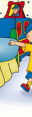 Caillou . Printables & Activities | PBS KIDS