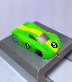 Host Corvette lexan ho slot car body for VIPER 1/64 custom painted drag | Toys & Hobbies, Slot Cars, HO Scale | eBay!