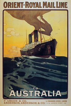 Australia Cruise Shipping Travel