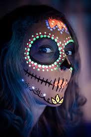 Afbeeldingsresultaat voor uv sugar skull