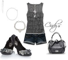 """""""Summer Cute"""" by cindycook10 on Polyvore"""