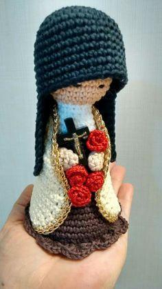 Thread Crochet, Crochet Stitches, Knit Crochet, Crochet Hats, Crochet Amigurumi, Amigurumi Doll, Crochet Dolls, Modern Crochet Patterns, Crochet Toys Patterns