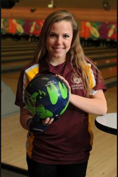 "Senior bowling pictures - Senior bowling pictures "" Senior bowling pictures Best Picture For trends moodboard For Your Ta - Senior Pictures Balloons, Basketball Senior Pictures, Senior Picture Props, Senior Pictures Boys, Sports Pictures, Senior Girls, Senior Photos, Senior Posing, Graduation Pictures"