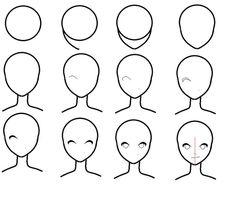 61 Best How To Draw Anime Faces Images Drawings How To Draw Anime
