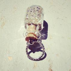 Sand Bottle pendant