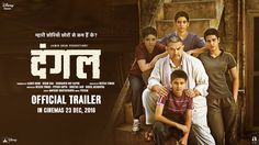 Dangal | Official Trailer | Aamir Khan | In Cinemas Dec 23, 2016