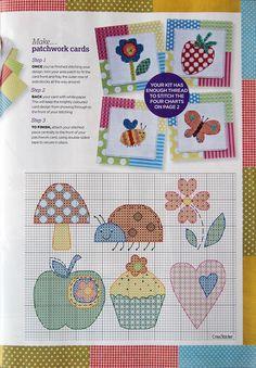 Cross Stitcher magazine 252