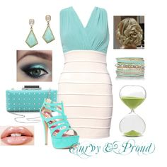 Hourglass by lucky4clover67 on Polyvore