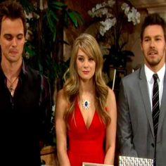 For the Week of April 2014 - It seems the ladies of Los Angeles are having some conflicted emotions. Hope is torn between Liam and Wyatt, Brooke is torn between betrayal, and Aly is torn about the extent of her hatred for Taylor. Get your dishes ready Soap Shows, B Two, Bold And The Beautiful, Betrayal, Columns, Soaps, Opera, Drama, Bring It On