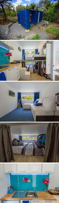 10M2 TINY SHIPPING CONTAINER HOME