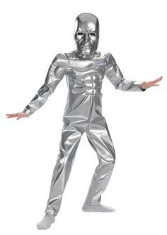 Deluxe Silver Surfer Costume