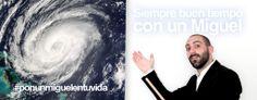 #ponunmiguelentuvida La primera campaña de venta de un diseñador gráfico y web