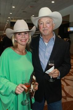 Click to see how the RodeoHouston Wine Auction raised a record $1.7 million for scholarships on Chron.com. Houston Livestock Show, Rodeo Events, Wine Auctions, Showing Livestock, Cowboy Hats, Fashion, Moda, Fashion Styles, Western Hats