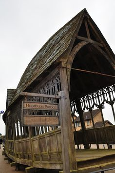 hogwarts rickety bridge - Google Search