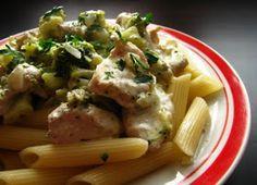 FromMarysity: Výborné kuracie prsia s brokolicovo-syrovou omáčkou Potato Salad, Food And Drink, Potatoes, Meat, Chicken, Ethnic Recipes, Potato, Cubs