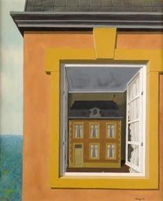 Rene Magritte - L'agent secret 1959