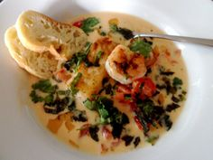 seafood soups | Foodie Relations: Made It! Thai Coconut Seafood Soup