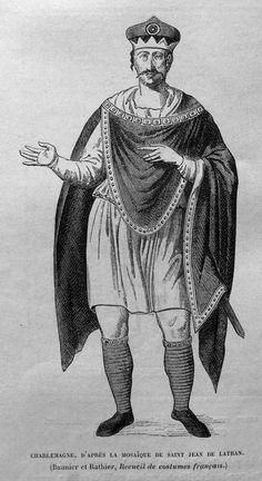 Statue questre de charlemagne ou de charles le chauve originaire de la cath drale de metz ix - Port irlandais en 7 lettres ...