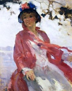 Martha Walter - Portrait of Dorothy Lee Bell