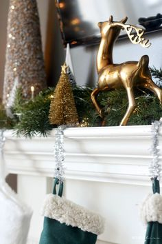 Whether you like to deck the halls in a traditional style or make a glittering Get in the holiday spirit with our Christmas decorations. We offer the best selection at the guaranteed lowest price, so look no further! Shop today & save, plus get . Christmas Tablescapes, Christmas Mantels, Outdoor Christmas Decorations, Family Christmas, Christmas Themes, Holiday Decor, Diy Christmas, Spirit Gifts, Apartment Balcony Decorating