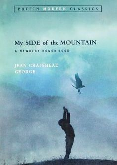 My Side of the Mountain (Puffin Modern Classics): Jean Craighead George: This is a classic coming of age survival, a boy decides to move out on his own to the mountains. The sequels are cool, too. Books For Boys, Childrens Books, Tween Books, Reading Lists, Book Lists, Reading 2014, Reading Stories, Kids Reading, Best Adventure Books
