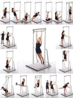Body Weight Exercise equipment for maximum versatility and strength, stretching and functional movement training learn more about SoloStrength ULTIMATE systems!