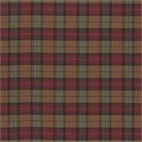 Sanderson Fabric - Woodford Plaid