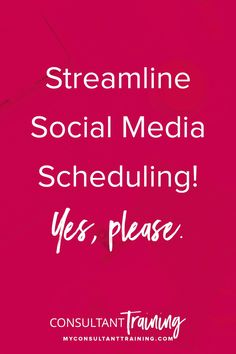 Too busy to post about your direct sales business? You need a social media scheduling tool to streamline your direct sales business.#directsales #socialmediascheduling #businesstips