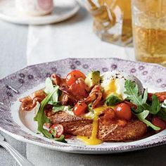 Sunny-side up or sliced boiled eggs would work just as well as poached eggs for this dish you've got to try.