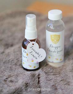 Stinky Dog Odor Be Gone with this DIY Doggie Deodorant | eBay