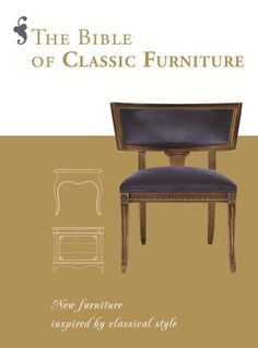The Bible of Classic Furniture: New Furniture Inspired by... https://www.amazon.ca/dp/8499367216/ref=cm_sw_r_pi_dp_x_2e4nybPXEYMWB