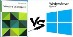This article VMware vs Hyper-V helps you to understand comparison between various VMware vSphere and Microsoft Hyper-v features.