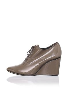 REPETTO Women's Orson Patent Wedge Bootie at MYHABIT