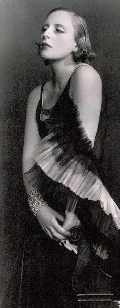Tamara de Lempicka por Dora Kallmus, 1929.