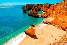 Praia da Marinha, #Lagoa, #Algarve, #Portugal