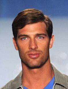 Men's Shorter Hairstyles - More Super Stylish Shorter Hairstyles for Men: Simply Parted