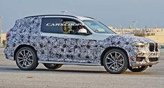 New BMW X3 Said To Be Unveiled Next August Debut At Frankfurt Show