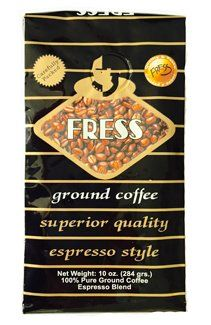 Cafe Fress Espresso Cafe Molido Calidad Superior 10 oz -- Click image to review more details. (This is an affiliate link and I receive a commission for the sales)