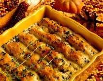 Thanksgiving Turkey Leftovers Casserole