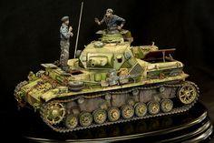 1/35 Panzer IV by Giannis Pantos