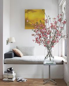 Spring dogwood blooms indoors from Ngoc Minh Ngo