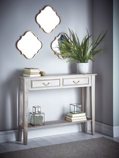 hallway entrance table. AUTUMN PICKS WITH COX \u0026 COX. Mirror BedWall MirrorsEntryway TablesEntrance Hall Hallway Entrance Table .