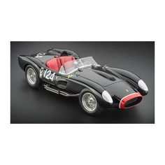 1958 Ferrari Testa Rossa, black/Negro DM124