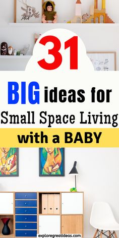 Money Saving mom tips for small space living with a baby. small bathroom ideas, home décor ideas, living room décor cozy, basement living room ideas, college dorm ideas, mounted tv ideas living rooms, studio apartment small space living ideas, furnishing small space, dorm life, tiny house, small storage ideas, small space, small home, small houses ideas, small space decorating, organizing small space, maximising small spaces, small apartment ideas, DIY home décor small spaces… Small Space Organization, Small Storage, Organization Hacks, Storage Ideas, Cozy Basement, Basement Living Rooms, Living Room Decor Cozy, Maximize Small Space, Small Space Living