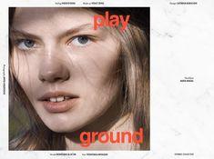 Stories Collective / Playground / Photography Anya Holdstock / Styling Indigo…