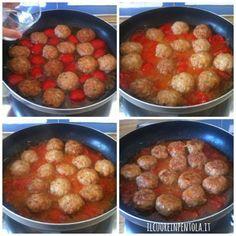 La ricetta delle polpette in umido è un classico della cucina italiana ma, a volte, basta poco per cambiare una ricetta e renderla un po' speciale.