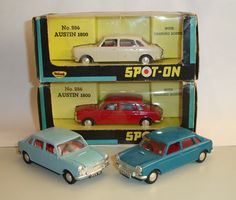 Spot On - Saloons and Sportscars Austin 1800