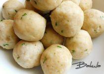 Strouhankové knedlíky II. Bread Dumplings, Gnocchi, Potatoes, Vegetables, Food, Recipies, Potato, Essen, Vegetable Recipes