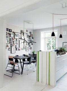 Arkitekternes eget hjem: Grøn bolig i byen - Boligliv